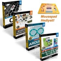 Kodlab Yayın Dağıtım - Arduino Eğitim Seti (4 Kitap Takım)