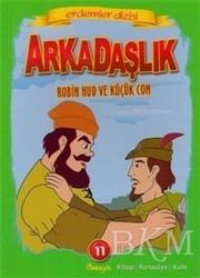 Masalya Yayınları - Arkadaşlık Robin Hud Ve Küçük Con