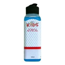 Artdeco - Artdeco Kids Jel ve Slime Yapışkanı 140 Ml Mavi
