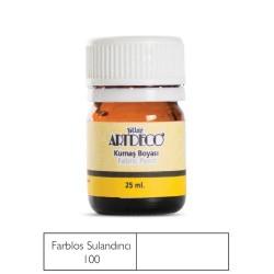 Artdeco - Artdeco Kumaş Boyası 25ml İnceltici Farblos 100