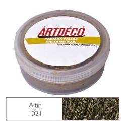 Artdeco - Artdeco Parmak Yaldız 24gr Altın 1021