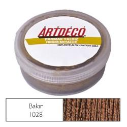 Artdeco - Artdeco Parmak Yaldız 24gr Bakır 1028