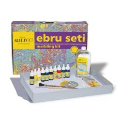 Artdeco - Artdeco Profesyonel Ebru Seti 10 Renk