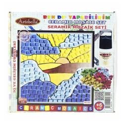 Artebella - Artebella Seramik Mozaik Set 20x20 Cm Ms-01
