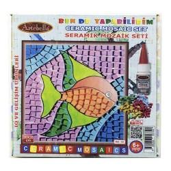 Artebella - Artebella Seramik Mozaik Set 20x20 Cm Ms-05