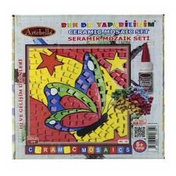 Artebella - Artebella Seramik Mozaik Set 20x20 Cm Ms-06
