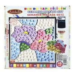 Artebella - Artebella Seramik Mozaik Set 20x20 Cm Ms-07
