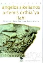 İmge Kitabevi Yayınları - Artemis Orthia'ya İlahi Başyapıtlar