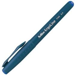 Artline - Artline Ergoline 3400 Fine İmza Kalemi Uç 0.4mm Mavi