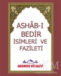 Medrese Kitabevi - Ashab-ı Bedir İsimleri ve Fazileti