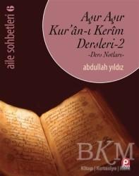 Pınar Yayınları - Aşır Aşır Kur'an-ı Kerim Dersleri 2