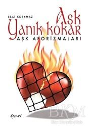 Demos Yayınları - Aşk Yanık Kokar