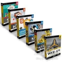 Kodlab Yayın Dağıtım - Asp.net ile Web Tasarım Seti (6 Kitap Takım)