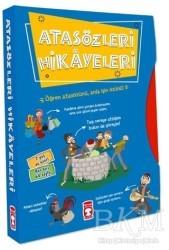 Timaş Çocuk - Atasözleri Hikayeleri - Set (5 Kitap)