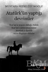 Cinius Yayınları - Atatürk'ün Yaptığı Devrimler