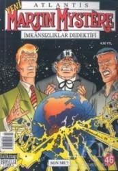 Lal Kitap - Atlantis Martin Mystere Yeni Seri Sayı: 46 Son mu? İmkansızlıklar Dedektifi