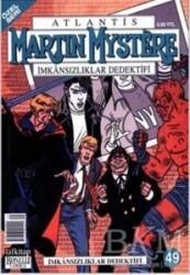 Lal Kitap - Atlantis Martin Mystere Yeni Seri Sayı: 49 29 Şubat İmkansızlıklar Dedektifi