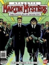 Lal Kitap - Atlantis Martin Mystere Yeni Seri Sayı: 69 Kara Adam İmkansızlıklar Dedektifi