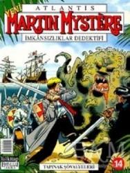 Lal Kitap - Atlantis (Özel Seri) Sayı: 14 İmkansızlıklar Dedektifi Tapınak Şövalyeleri