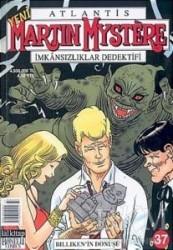 Lal Kitap - Atlantis Yeni Seri Sayı: 37 Martin Mystere İmkansızlıklar Dedektifi Billiken'in Dönüşü