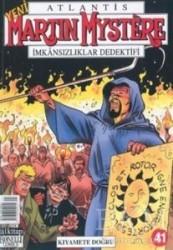 Lal Kitap - Atlantis Yeni Seri Sayı: 41 Kıyamete Doğru