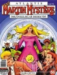 Lal Kitap - Atlantis Yeni Seri Sayı: 56 Martin Mystere İmkansızlıklar Dedektifi Başka Dünya
