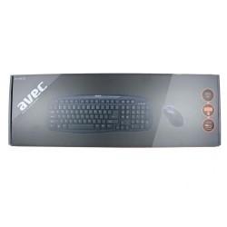 Avec - Avec AV-KM70 Kablolu Klavye Ve Mouse Set