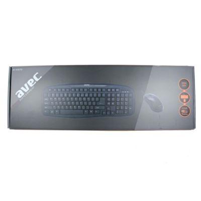 Avec AV-KM70 Kablolu Klavye Ve Mouse Set