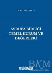 On İki Levha Yayınları - Avrupa Birliği Temel Kurum ve Değerleri