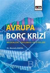 Eğitim Yayınevi - Ders Kitapları - Avrupa Borç Krizi