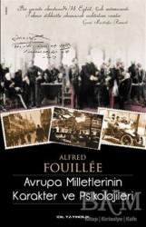 İdil Yayınları - Avrupa Milletlerinin Karakter ve Psikolojileri