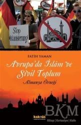Kaknüs Yayınları - Avrupa'da İslam ve Sivil Toplum