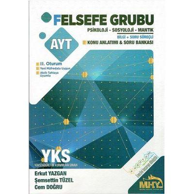 AYT 2. Oturum AYT Felsefe Grubu Bilgi Süreçli Konu Anlatımı Soru Bankası Mikro Hücre Yayınları