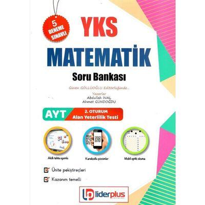 AYT 2. Oturum Matematik Soru Bankası Lider Plus Yayınları