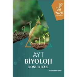 Yazıt Yayınları - AYT Biyoloji Konu Kitabı