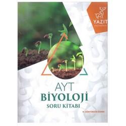 Yazıt Yayınları - AYT Biyoloji Soru Kitabı