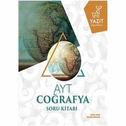 Yazıt Yayınları - AYT Coğrafya Soru Kitabı