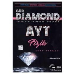 Gür Yayınları - AYT Diamond Serisi Fizik Soru Bankası Gür Yayınları