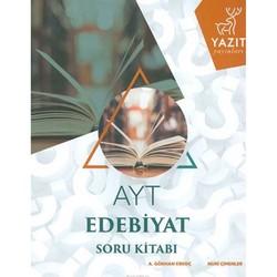 Yazıt Yayınları - AYT Edebiyat Soru Kitabı