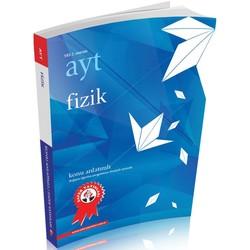 Zafer Dershaneleri Yayınları - AYT Fizik Konu Anlatımlı Zafer Yayınları