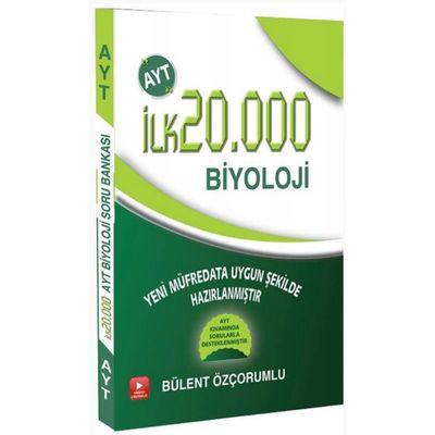 AYT ilk 20000 için Tamamı Video Çözümlü Biyoloji Soru Bankası İlk5000 Yayınları