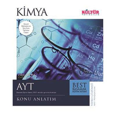 AYT Kimya BEST Konu Anlatım Kültür Yayıncılık