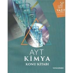 Yazıt Yayınları - AYT Kimya Konu Kitabı