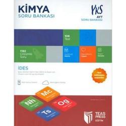 Teas Press - AYT Kimya Soru Bankası Teas Press Yayınları