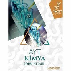 Yazıt Yayınları - AYT Kimya Soru Kitabı