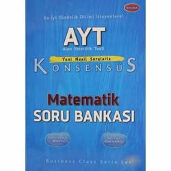 Editör Yayınevi - AYT Konsensüs Matematik Soru Bankası