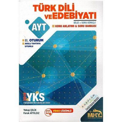 AYT Kuantum Türk Dili ve Edebiyatı Konu Anlatımı Soru Bankası Mikro Hücre Yayınları
