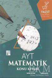 Yazıt Yayınları - AYT Matamatik Konu Kitabı