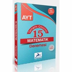 Prf Paraf Yayınları - AYT Matematik Deneme PRF Paraf Yayınları