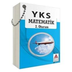 Delta Kültür Basım Yayın - YKS 2. Oturum Matematik Kartları
